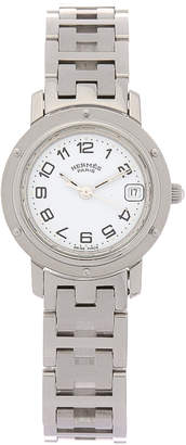 Hermes Clipper Watch - Vintage