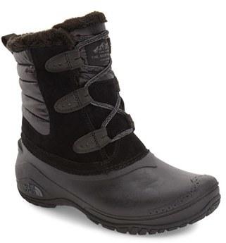 Women's The North Face Shellista Ii Waterproof Boot $119.95 thestylecure.com