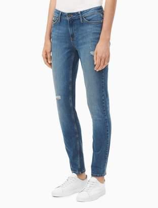 Calvin Klein isolation blue leggings