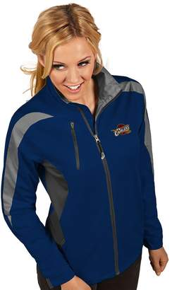 Antigua Women's Cleveland Cavaliers Discover Pullover