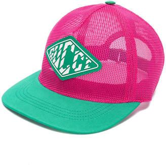 Gucci logo baseball cap