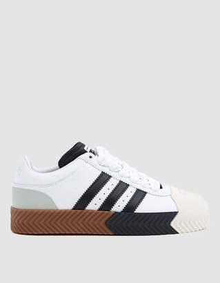 6e7feaf2ff2f Alexander Wang Adidas X AW Skate Super Sneaker in White