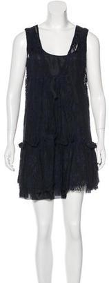 Marc by Marc Jacobs Lace Mini Dress $70 thestylecure.com