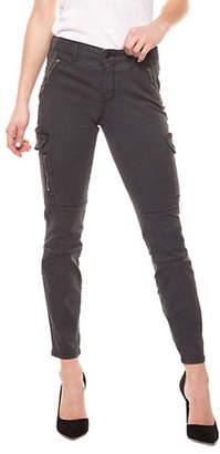 Dex Charcoal Cargo Pants