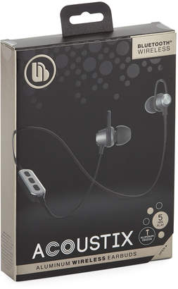 Merkury Innovations Acoustix Aluminum Wireless Earbuds