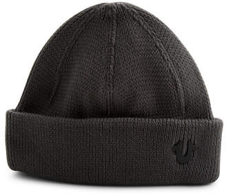 True Religion Indigo-Dyed Watchcap