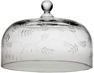 William Yeoward Crystal Wisteria Comport Dome by