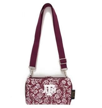 Texas A&M Aggies Bloom Crossbody Wallet
