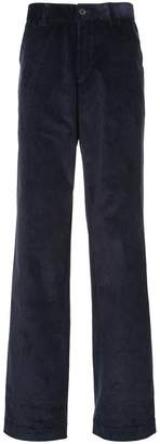 Kolor classic straight-leg trousers