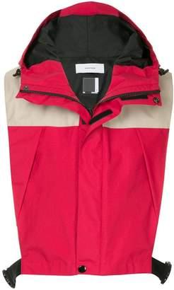 Facetasm windbreaker bib vest