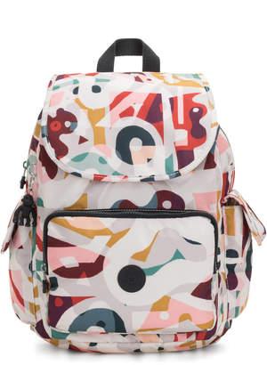 Kipling City Pack Medium Printed Backpack