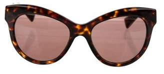 Dolce & Gabbana Mosaico Cat-Eye Sunglasses