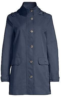 Barbour Women's Weather Comfort Backwater Waterproof Jacket