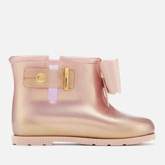 Mini Melissa Toddlers' Sugar Rain Fairy Boots