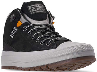 Converse Men Chuck Taylor All Star Street Boot Casual Sneakers from Finish Line