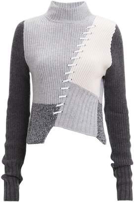 Zoe Jordan Kelly Laced Sweater