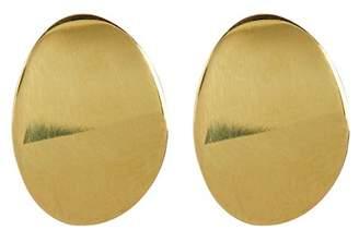 Soko Oval Sheet Stud Earrings