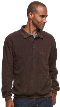 Men's Safe Harbor Classic-Fit Banded-Bottom Polo