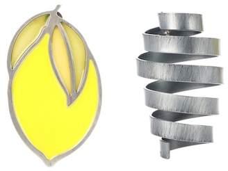 Jacquemus Le Citron earrings
