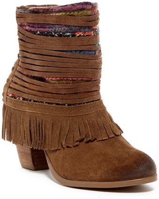 Naughty Monkey Talyhoe Leather Boot