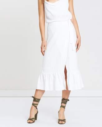 Atmos & Here Sarah Wrap Skirt