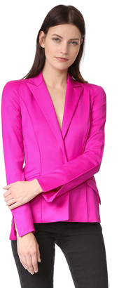 Mugler Long Sleeve Blazer $1,995 thestylecure.com
