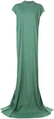 Rick Owens oversized T-shirt maxi dress
