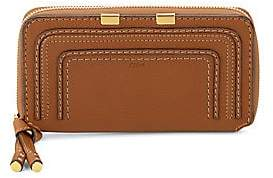 Chloé Women's Marcie Zip-Around Leather Wallet