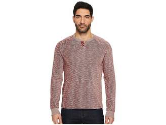 Lucky Brand French Notch Neck Tee Men's T Shirt