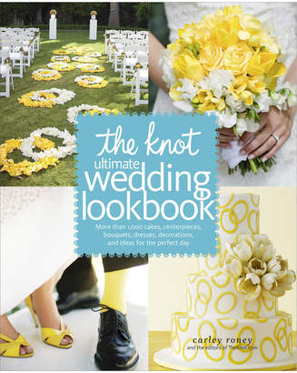 Penguin Random House The Knot Ultimate Wedding Lookbook By Carley Roney
