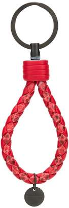 Bottega Veneta intrecciato cord keyring