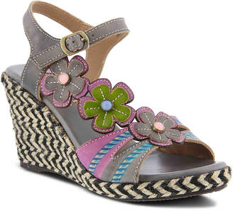 Spring Step L'Artiste by Rhianna Wedge Sandal - Women's