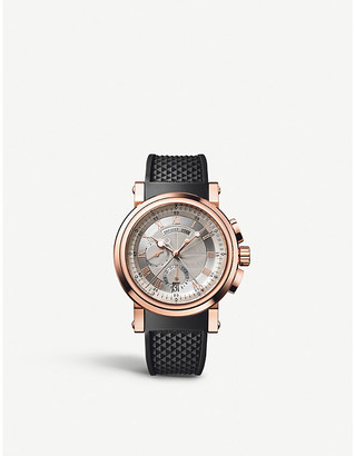 Breguet 5827 Marine 18ct rose gold watch