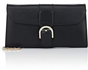 Delvaux Women's Brillant PTF Long Leather Chain Wallet