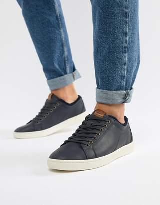 Aldo Sigrun Retro Sneaker in Navy