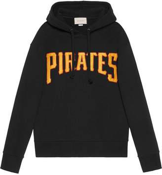 Gucci Sweatshirt with Pittsburgh PiratesTM patch