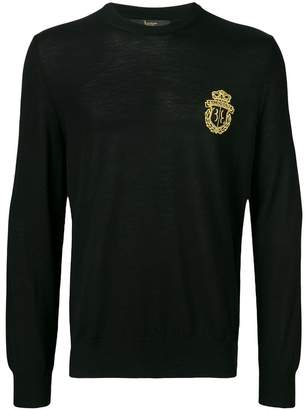 Billionaire crewneck jumper