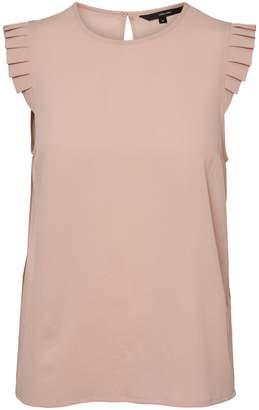 Vero Moda Olivia Flutter-Sleeve Top