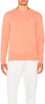 Acne Studios Nalon Face Pullover Sweater