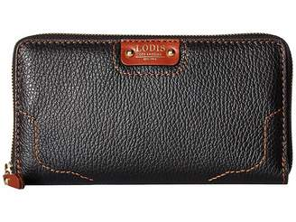 Lodis Rodeo RFID Perla Zip Wallet