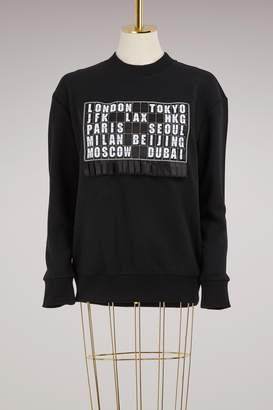 Victoria Victoria Beckham Oversized sweatshirt