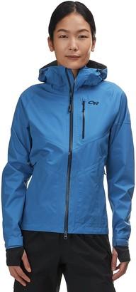 af8d4ce7048 Outdoor Research Blue Women's Jackets - ShopStyle