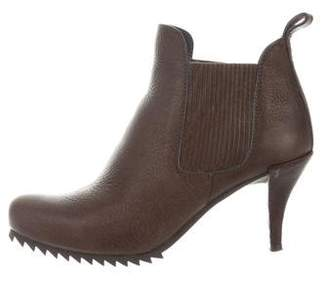 Pedro Garcia Leather Ankle Boots