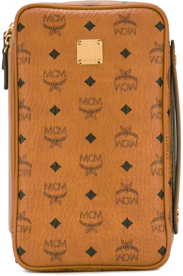 MCMChristopher Raeburn x MCM Jet Pack bag