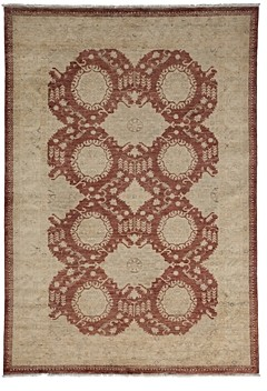 Oushak Collection Oriental Rug, 5' x 7'2