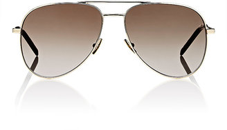 Saint Laurent Men's Classic 11 Sunglasses $380 thestylecure.com