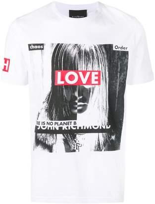 John Richmond Kentish T-shirt