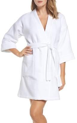 Nordstrom Waffle Knit Short Robe