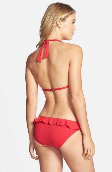 Ralph Lauren Blue Label Halter Bikini Top 6