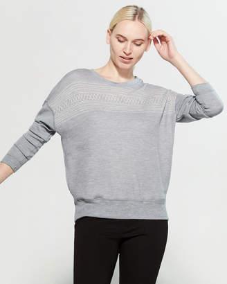 We Norwegians Setesdal Crew Neck Merino Wool Sweater